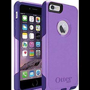 iPhone 6plus/ 6s Plus Otter Box Phone case💜